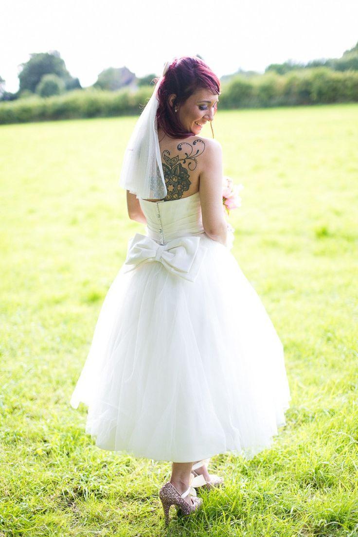 Sweet homespun colourful crafty pastel wedding dream wedding