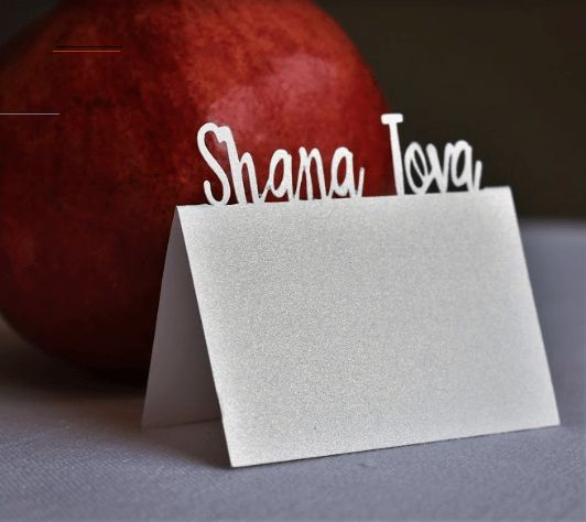 Shana Tova Place Cards - Set of 10 - #shanatovacards ...