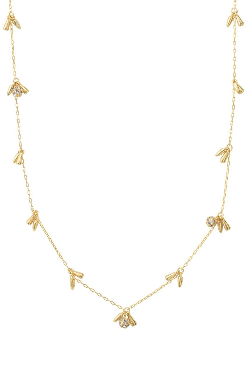 Renegade Layering Necklace by Stella & Dot    I never wear gold, but