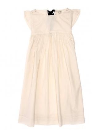 simple pretty fluttersleeve dress