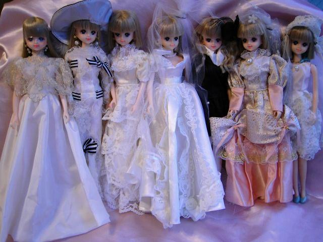 池田久美 Doll & Me::☆エクセリーナ☆ (ジェニーちゃん・リカちゃん) :いけくみブログ