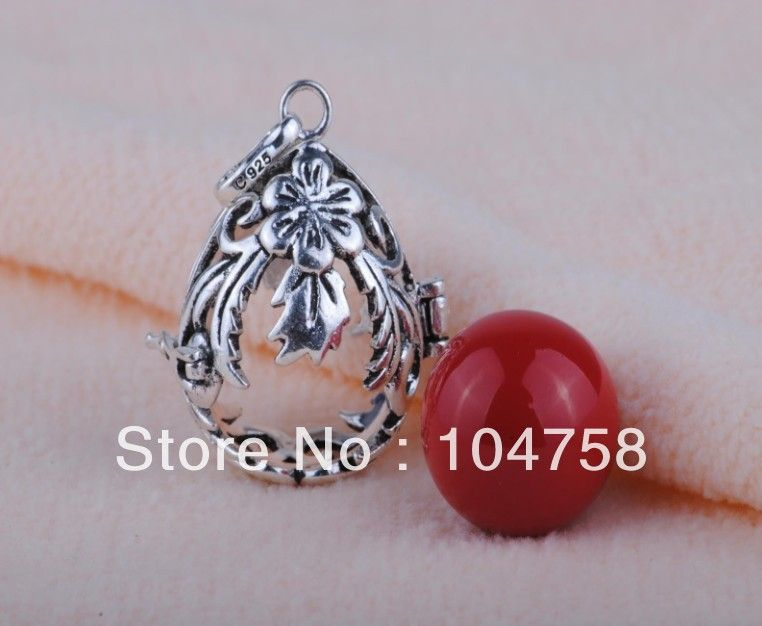 925 sterling silver harmony ball sounds mexican bola pendant angel 925 sterling silver harmony ball sounds mexican bola pendant angel sounds h14a1 aloadofball Images