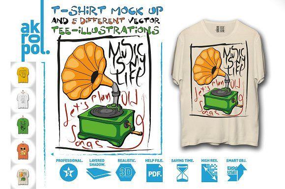 Download T Shirt Mock Up And Designs Tshirt Mockup T Shirt Shirts