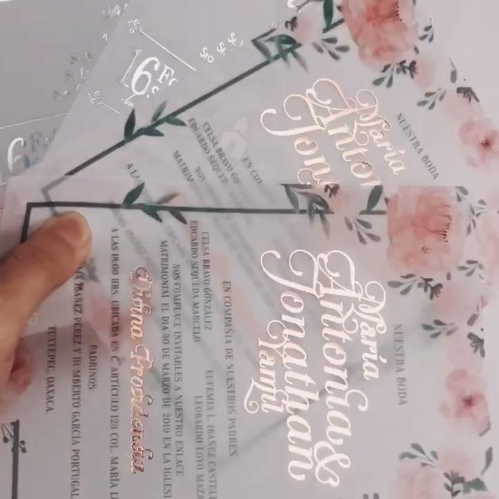 Foil Wedding Invitations|ElegantWeddingInvites