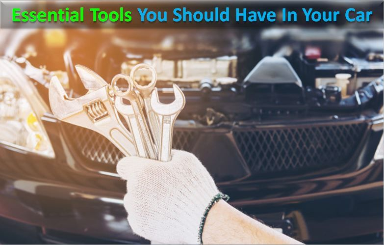 Essential Tools You Should Have In Your Car Mechanic man