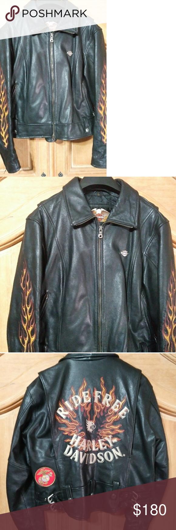 Harley Davidson Leather Jacket Moto Jacket Harley Davidson Leather Jackets Leather Jacket Leather Coat Jacket [ 1740 x 580 Pixel ]