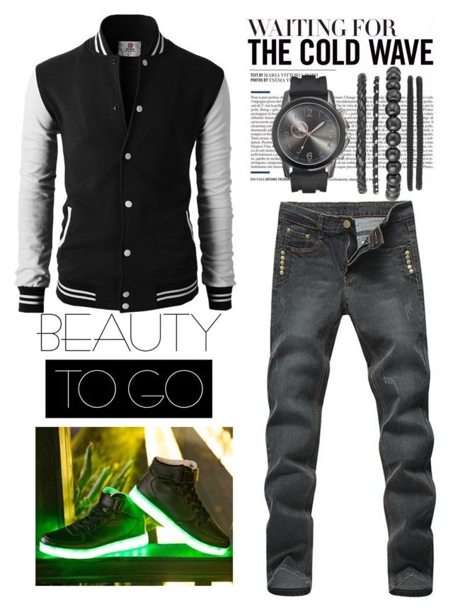 """fashion boy~"" by amy0527 ❤ liked on Polyvore featuring men's fashion and menswear"