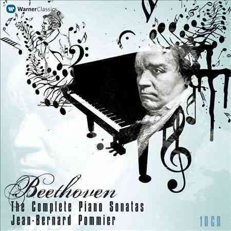 Jean-Bernard Pommier - Beethoven: Piano Sonatas Nos. 1-32