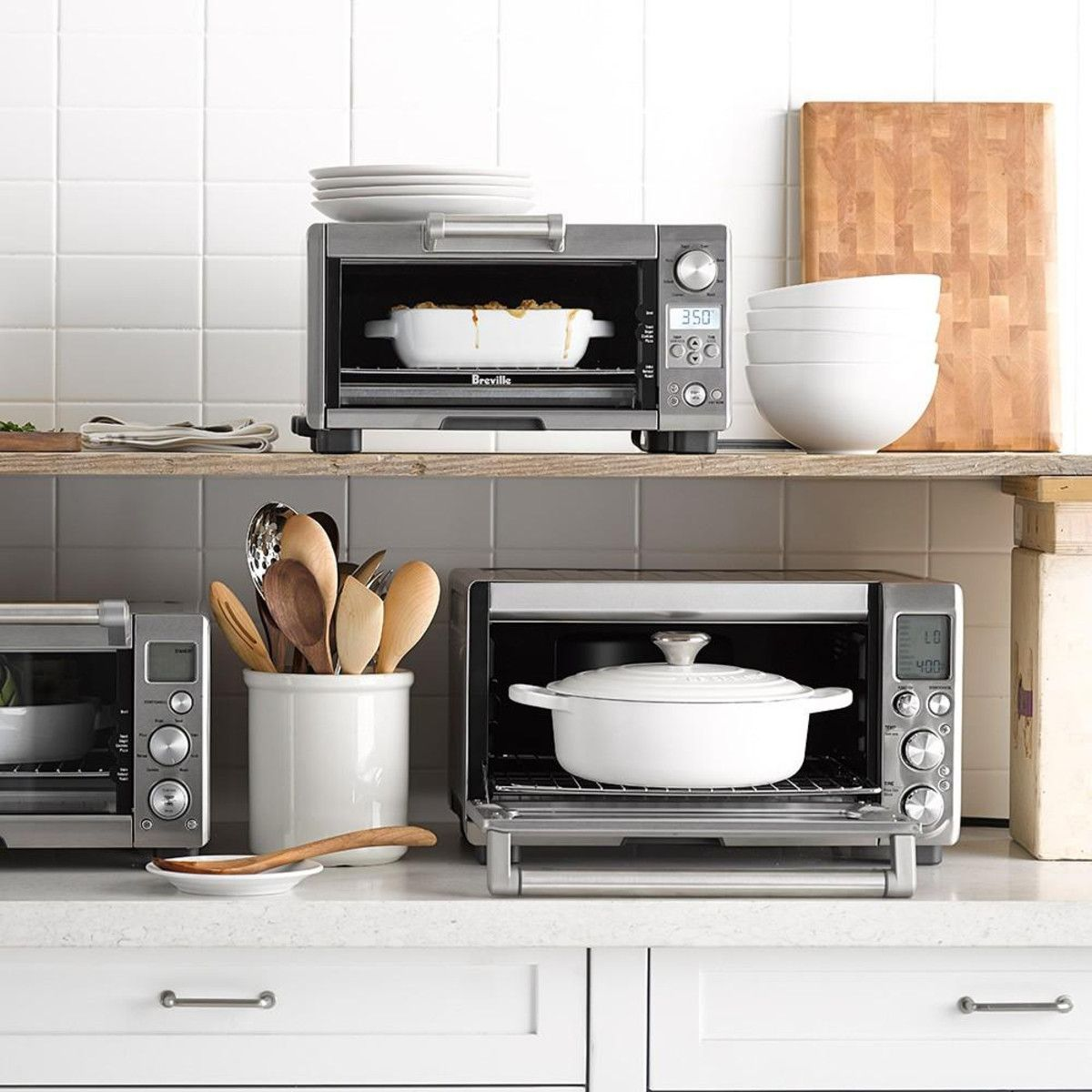 Breville Compact Smart Oven Smart Oven Kitchen