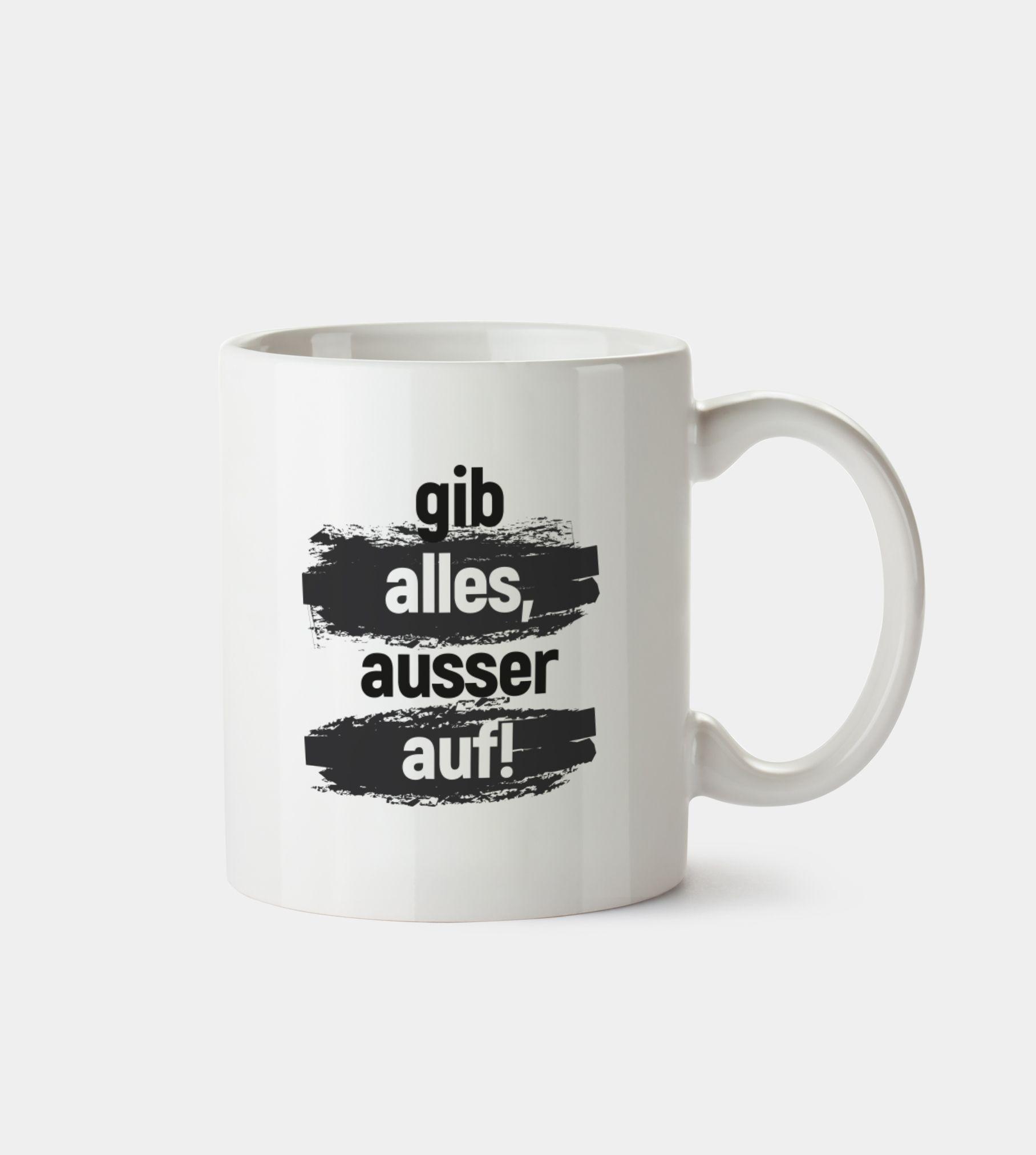 Tassen Design tassen design kaffee wohnen cooletasse tassemitspruch