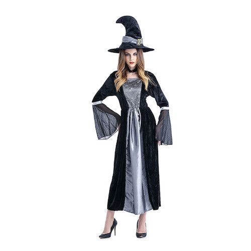 cbbf943a535 Sexy Vampire Costume Women Masquerade Halloween Costume Party Cosplay  Costume Gothic Vampire Role Play Clothing Fancy Dress