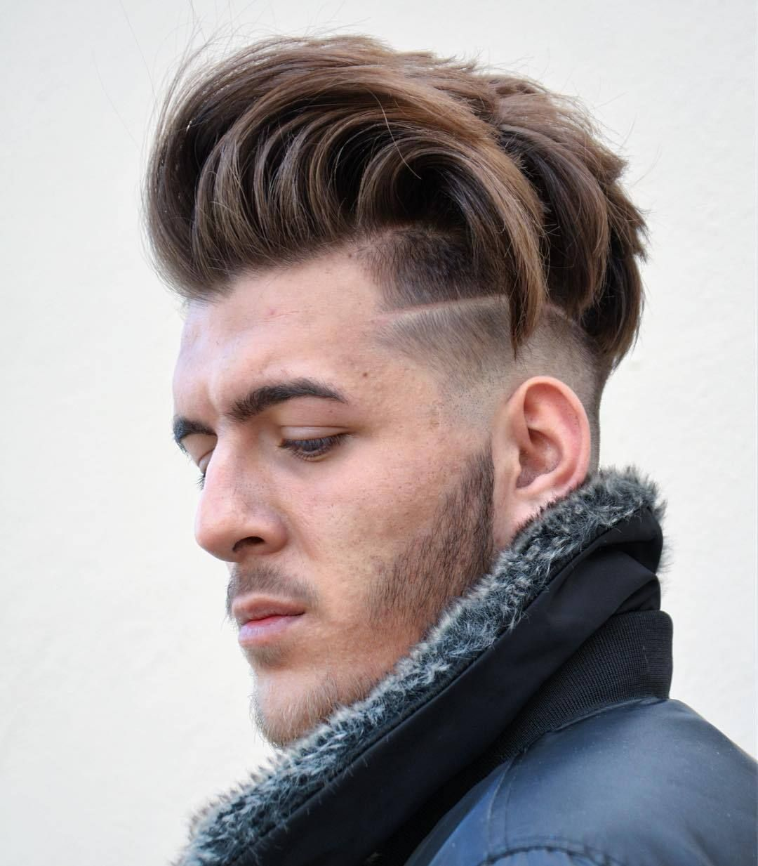 Mens haircuts for thick hair 2018
