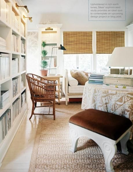 Interior designer mark sikes  southern california home open glamorous and elegant also best design inspiration images decor house decorations rh pinterest