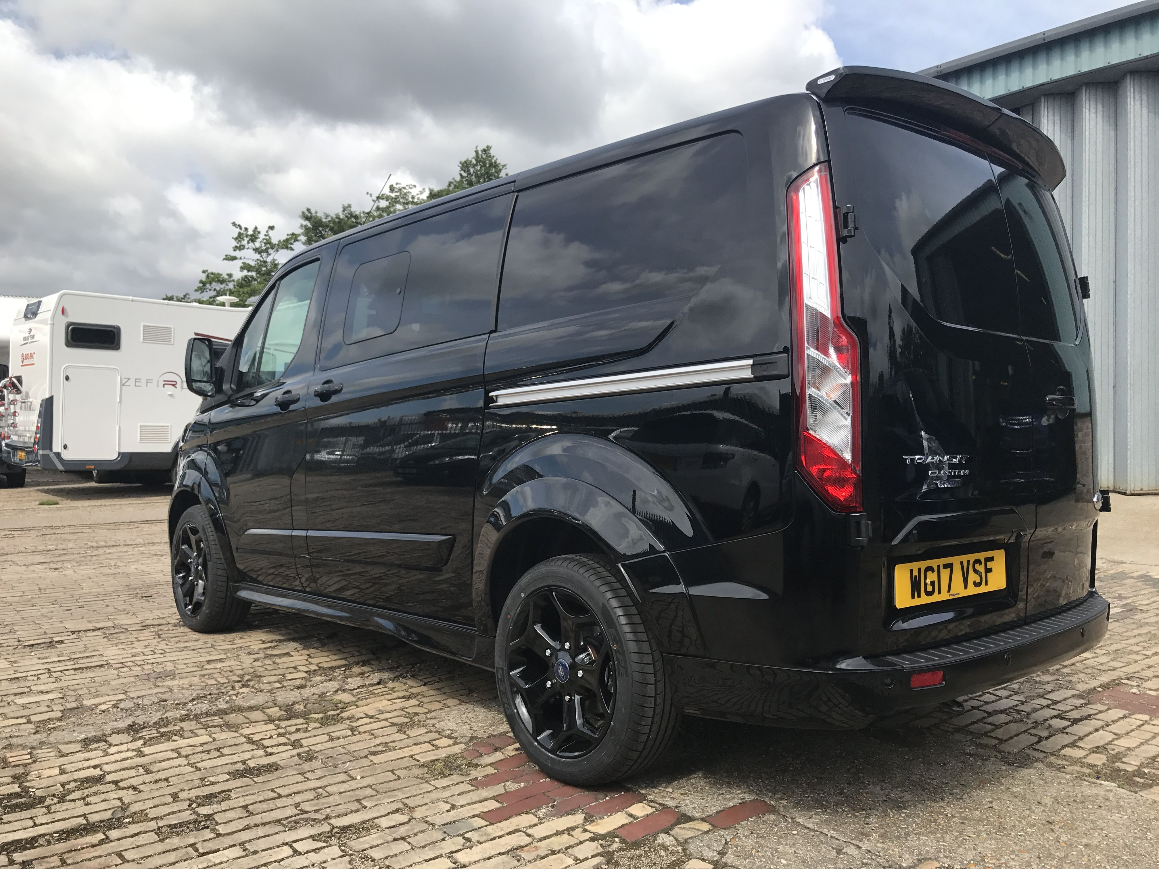 Pin By Nick On Ford Ford Van Ford Transit Camper Ford Transit