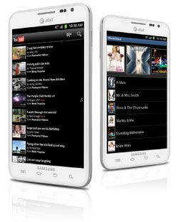 Samsung Galaxy Note im getting the 2nd one thats coming