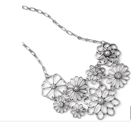 LOVE this piece. Bouquet Necklace, Lia Sophia. I fell in