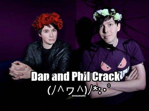 Dan and Phil | CRACK!VIDEO #2 - YouTube