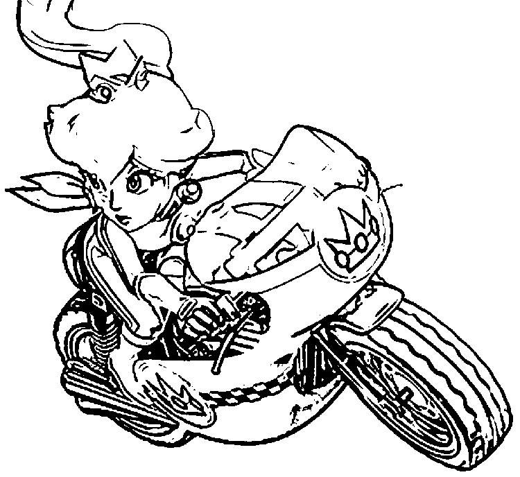 Mario Kart Coloring Pages Princess Peach Witch Coloring Pages Mario Coloring Pages Moon Coloring Pages