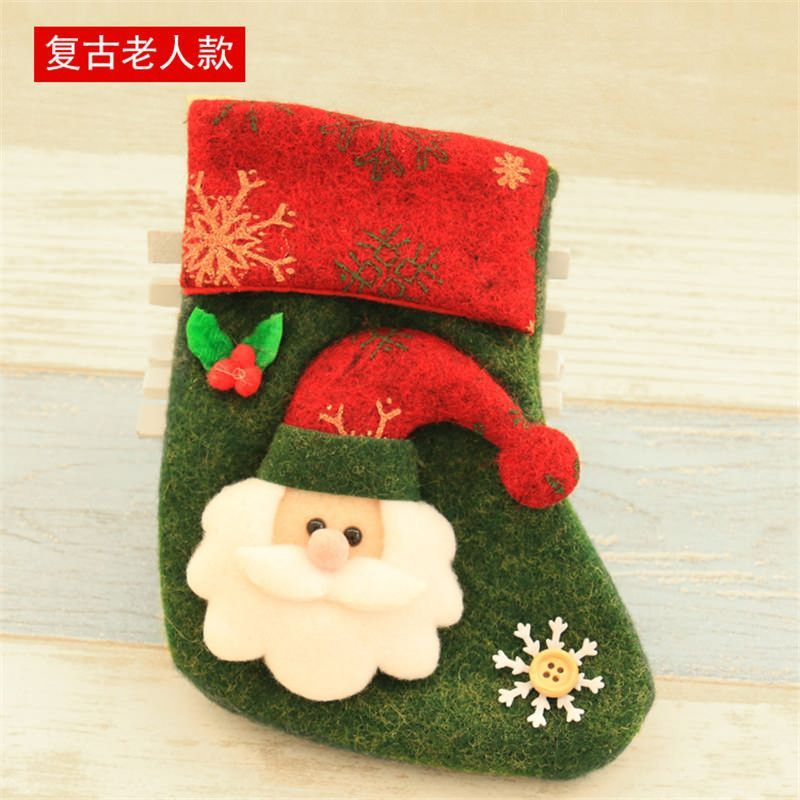 christmas decoration stockings - Christmas Decorations For Stockings