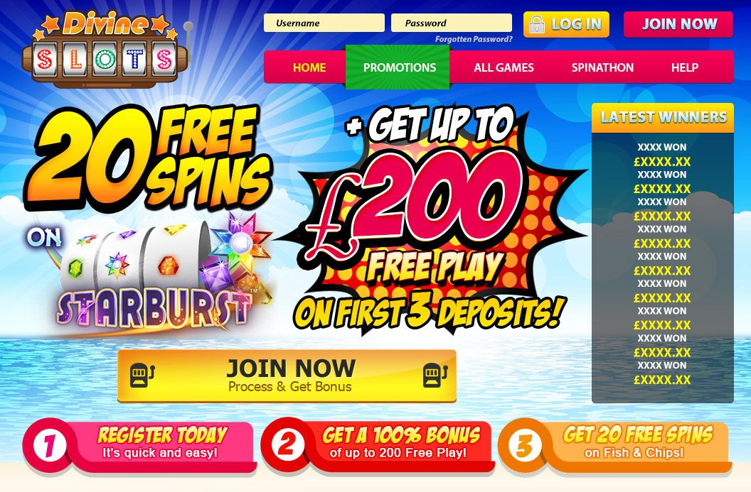 Best online slots sites