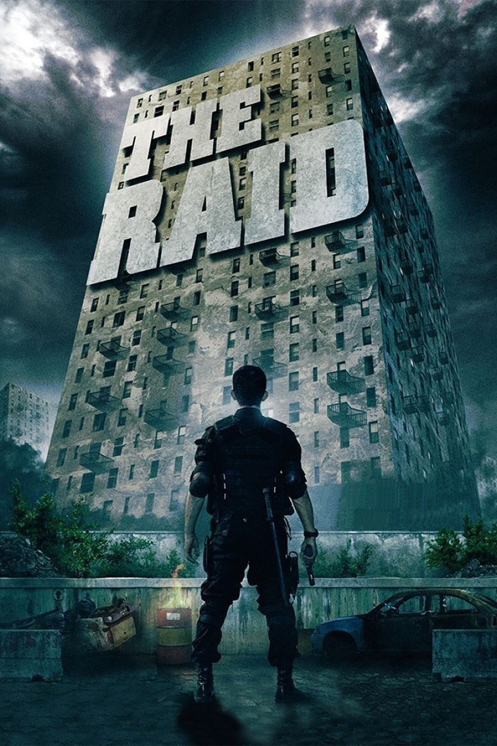 The Raid Remake To Feel Like Saving Private Ryan Prep Starts This Year The Raid Redemption Movie Facts Full Films