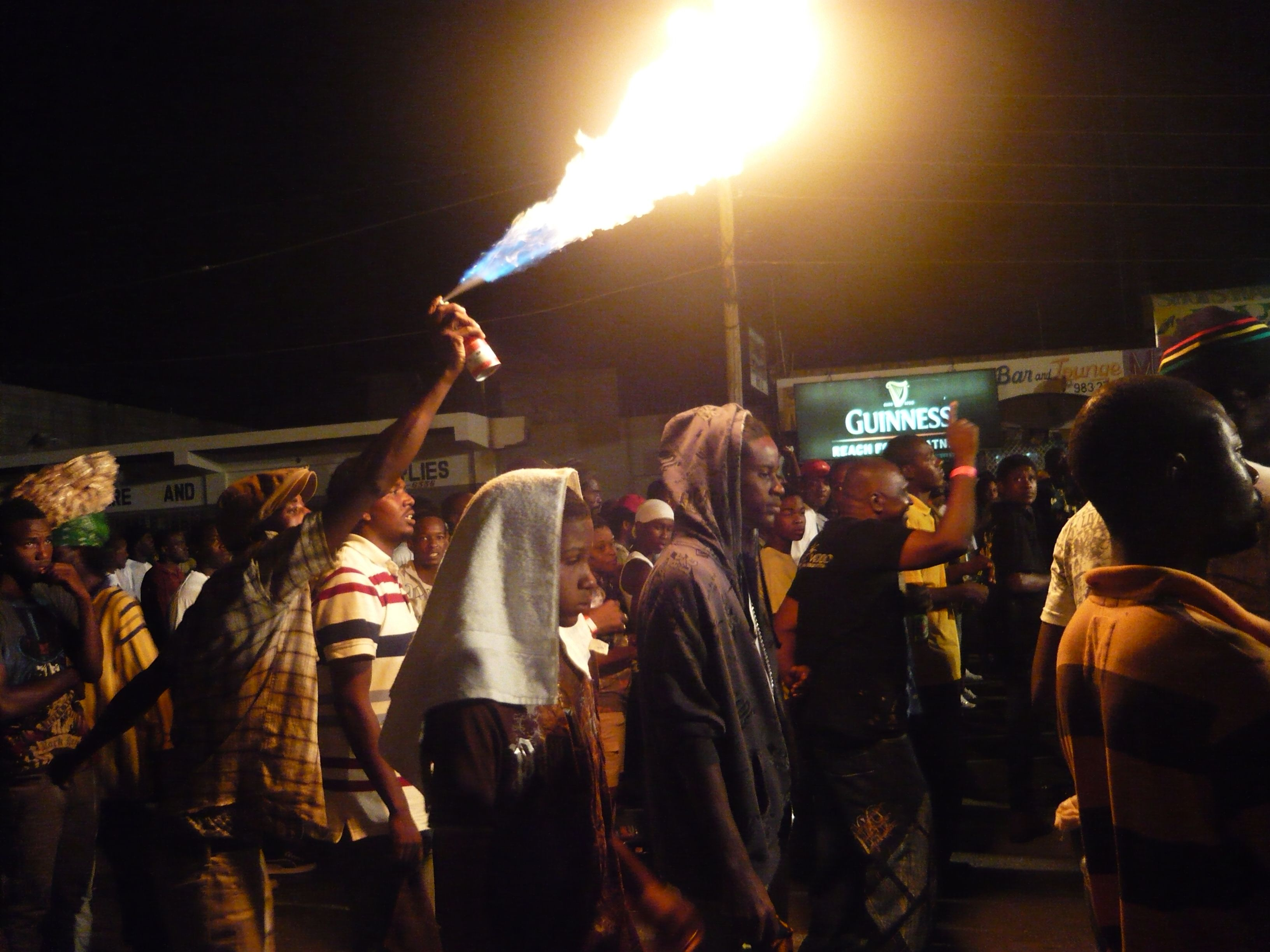 Dutty Fridaze, Kingston, Jamaica. I want to meet everyone ...