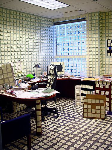 Office Humor Post It Note Funny Prank