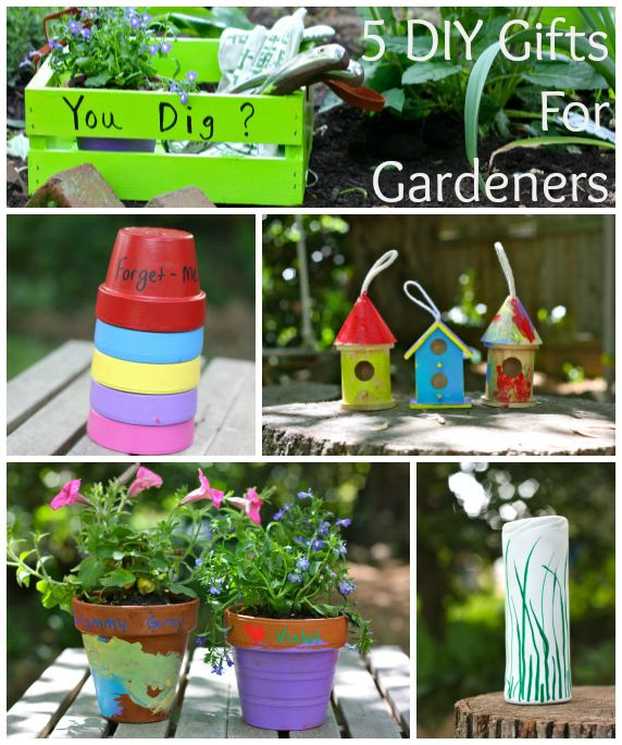 5 diy gift ideas for gardeners inner child fun