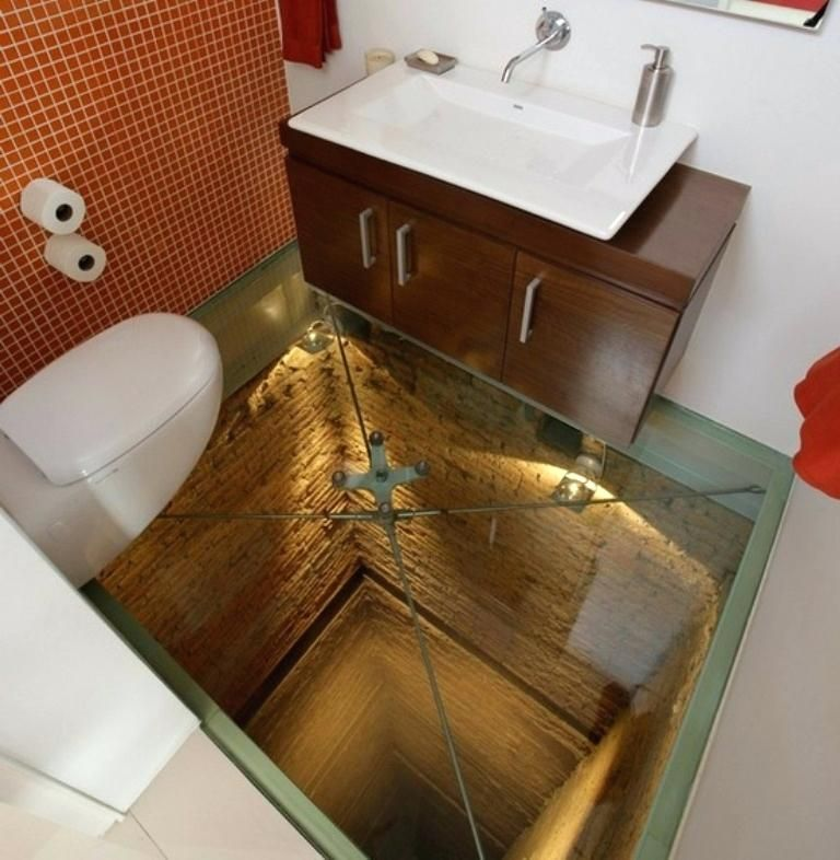 Unusual Bathroom Vanities Size