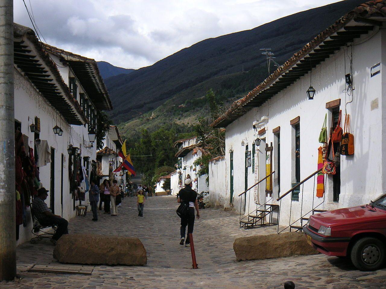 Villa de leiva colombia