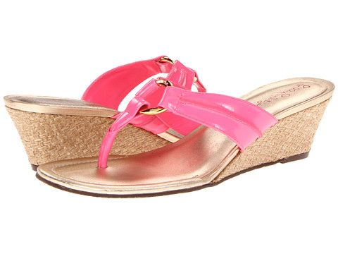 591c8dcfa Lilly Pulitzer McKim wedge  Zappos Mobile Love this sandal