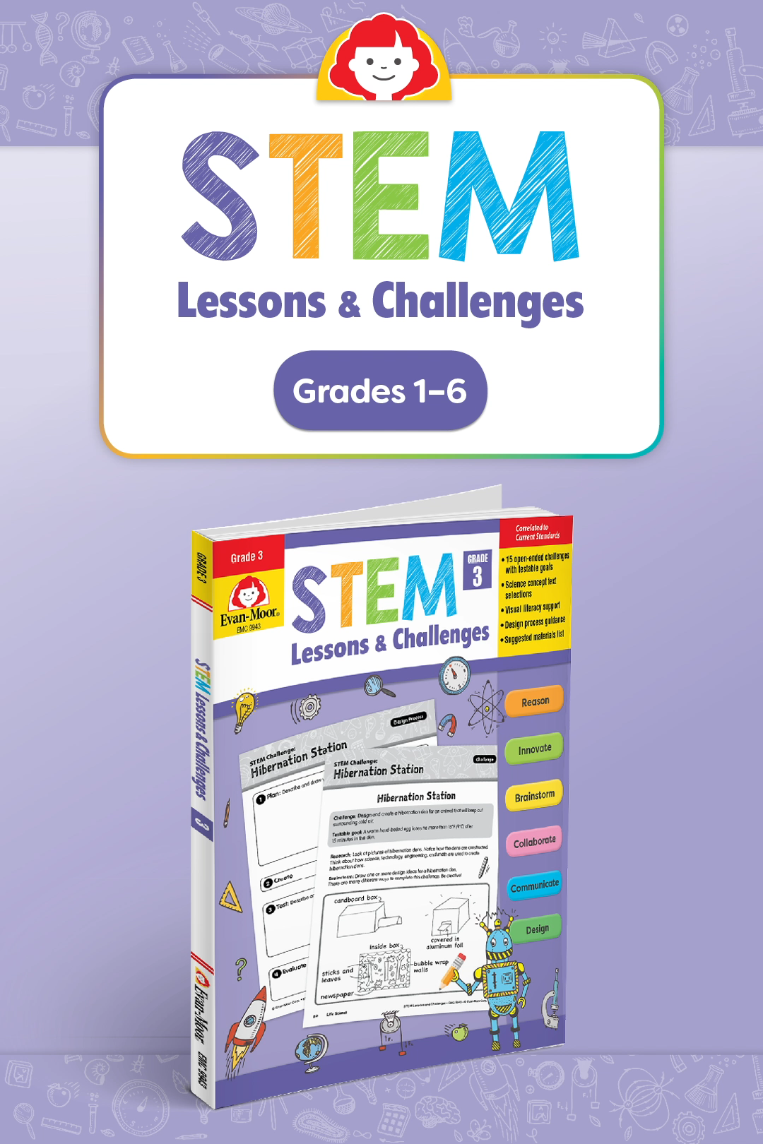STEM Lessons and Challenges, Grade 2 - Teacher Reproducibles