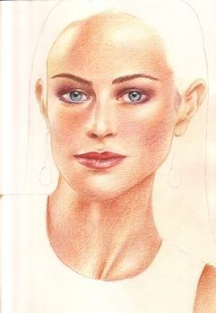 drawing portraits celebrity drawings colour pencil art tips