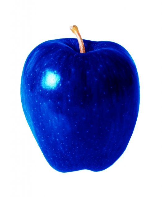 4th July recipes - Hmm blue apple?