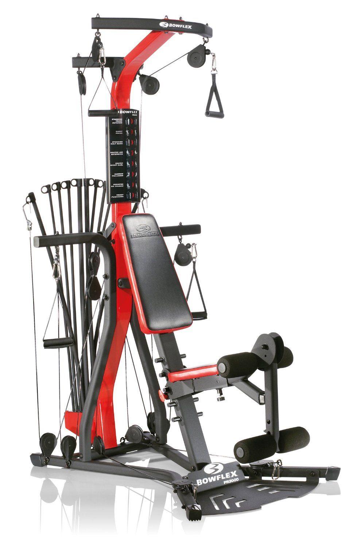 Bowflex pr3000 home gymget a total body strength workout