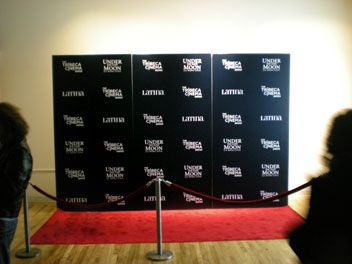 Red Carpet Rental, Packages Step and Repeat Backdrop Rental and ...