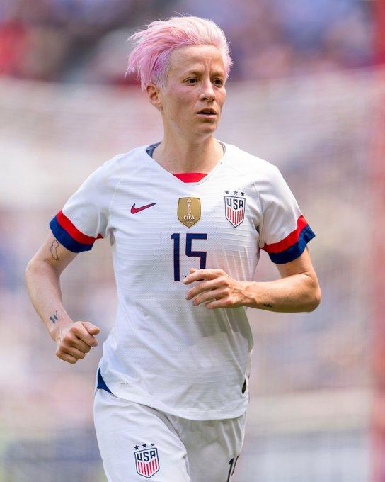 U S  Soccer WNT (@USWNT) / Twitter | Ropinoe | Megan rapinoe