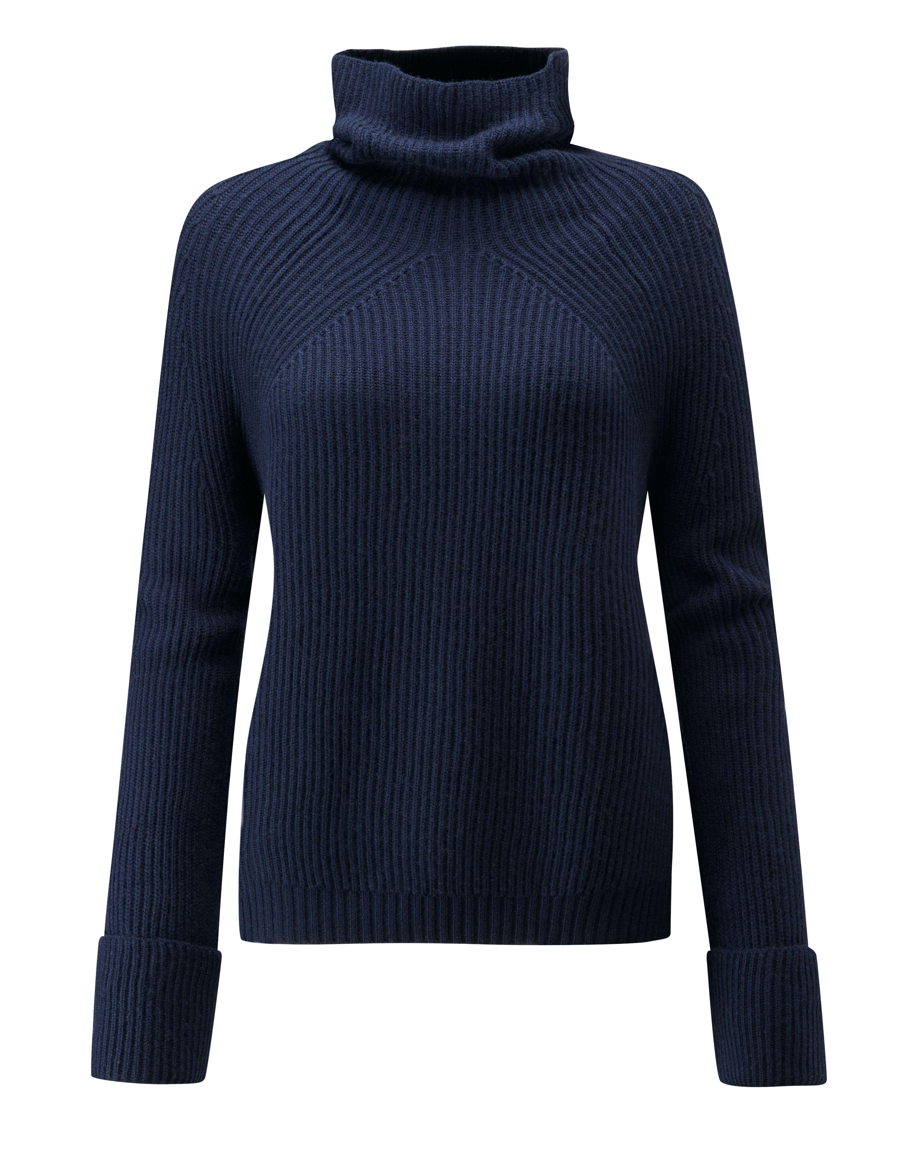 379840030 Womens Rib Detail Sweater