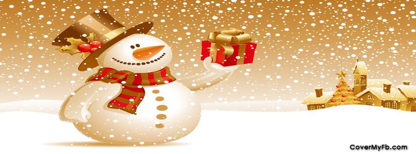 Snowman Facebook Covers, Snowman FB Covers, Snowman ...
