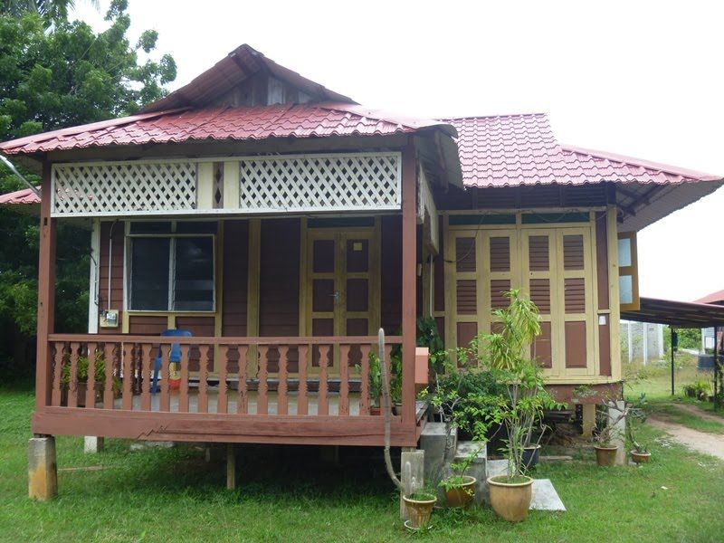 Gambar Rumah Yang Cantik Kampung Picture