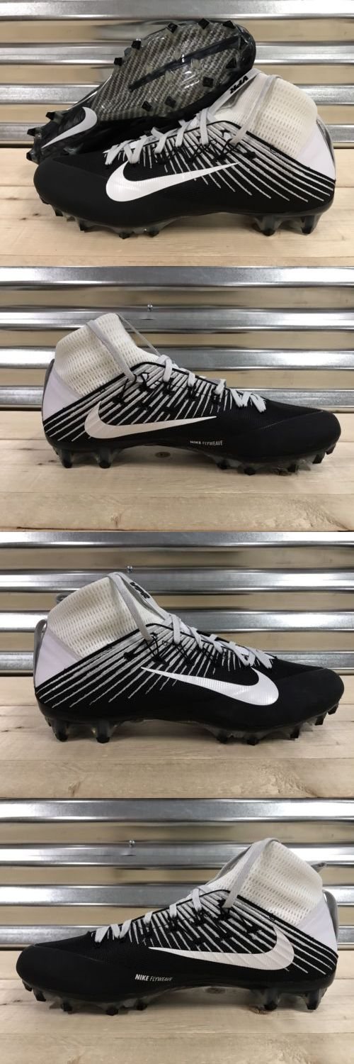 5c4be159960 Clothing Shoes and Accessories 159113  Nike Vapor Untouchable 2 Football  Cleats Black Oreo White Sz ( 835646-023 ) -  BUY IT NOW ONLY   53.99 on   eBay ...