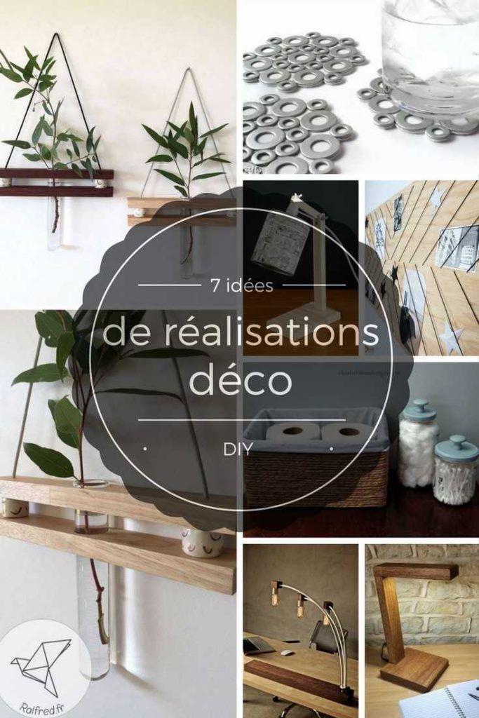 diy #idea #decoration #tutorials DIY  ideas for Home Pinterest
