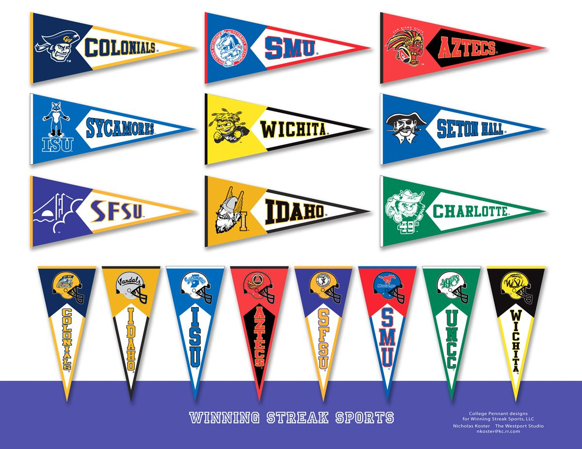 Free College Pennant Cliparts Download Free Clip Art Free Clip Art On Clipart Library College Pennants Banner Template College Banner