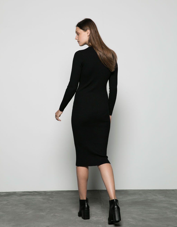 Vestidos largos y ajustados