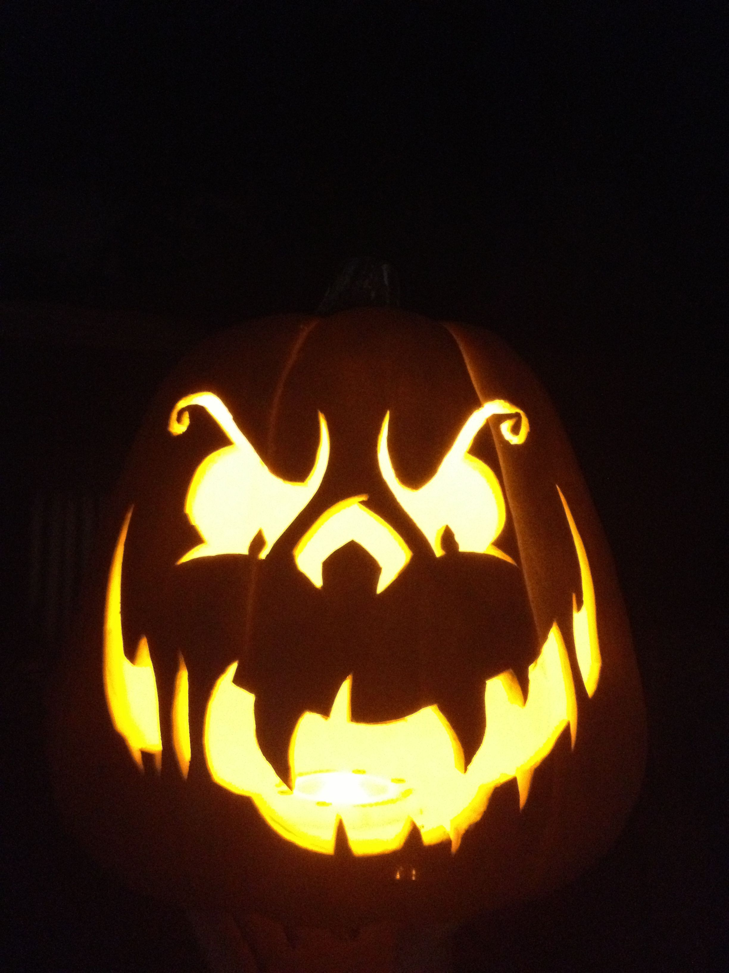 Jack-o-lantern - Pumpkin carving | Imaginative Pumpkin Art ...