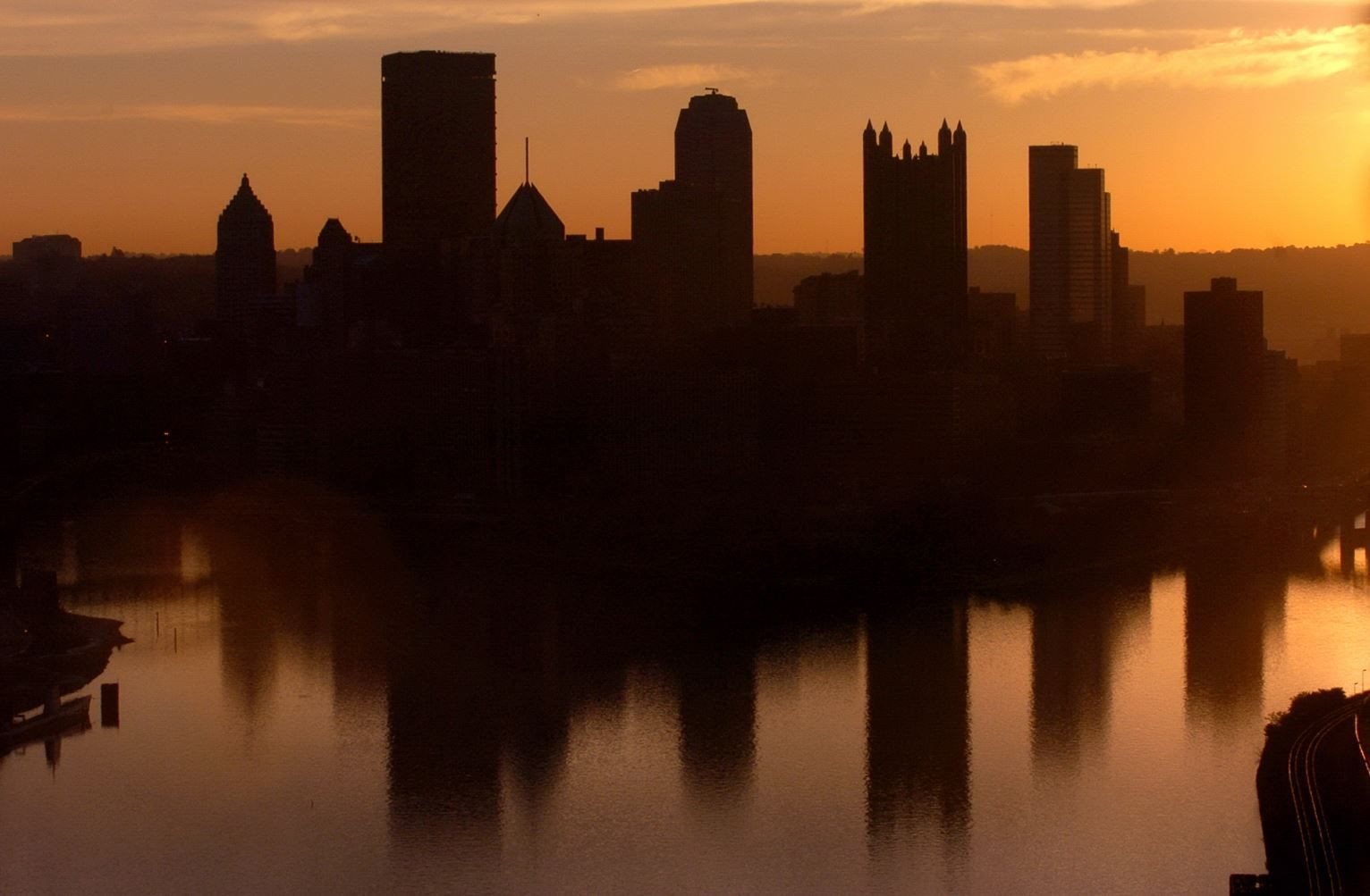 Study names Pittsburgh nation's second most unhappy city ...