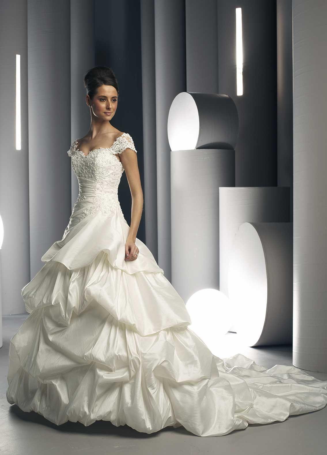 eb980b7798 Wedding dress idea  Featured Dress  Milla Nova