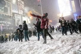 snowfight
