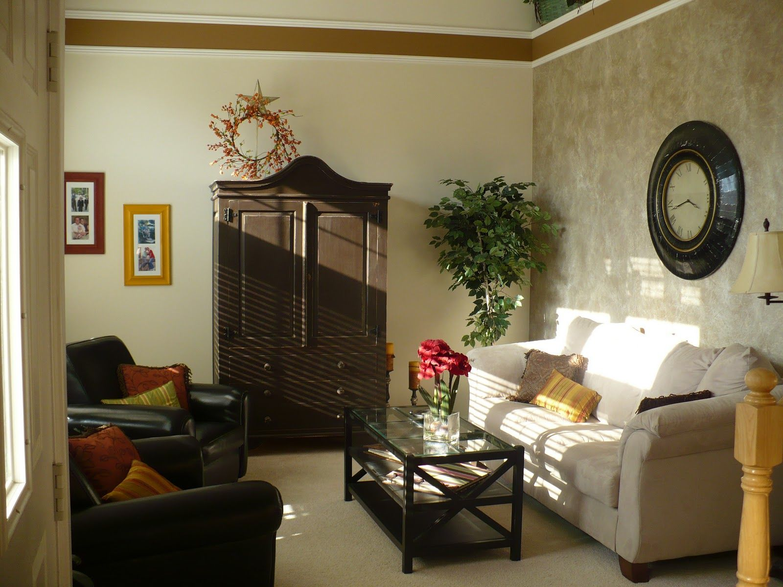Before And After Apartment Makeovers  Living Room Makeover Simple Living Room Makeover Design Ideas
