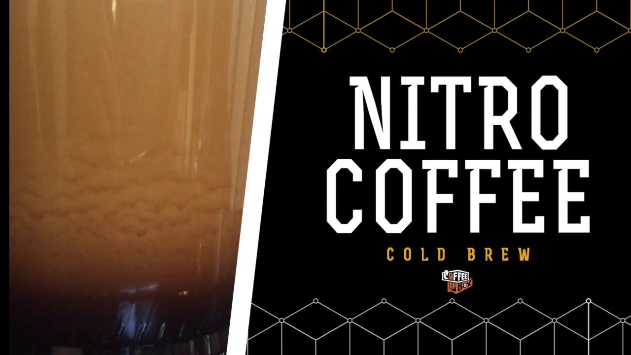best nitro cold brew at home
